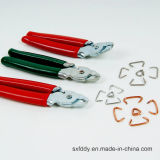 Hog Ring Pliers Manual for C22 and C26 Staple