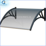 100%Bayer Material Roofing Solid Polycarbonate Panel for Skylight Awning