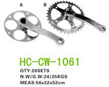 Chain Wheel & Crank for Bike