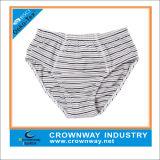 Custom Yarn Dyed Cute Boy Brief Underwear