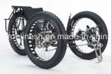 26X4 Wide/Fat Tire 3 Wheeler Bike/Three Wheel Bicycle/Fatty Trike/Snow Tricycle/Fat Trike/Sand Trike/All Terrain Tricycle