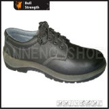 Industrial Leather Safety Shoes with Ce Certificate (Sn1657)