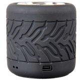 Gymsense GS-08 Round Mini Bluetooth Speaker Audio Tire Speaker Wheel Speaker