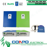 15A, 20A, 25A, 30A & 40A, 12V/24V/48V, MPPT Solar Controller