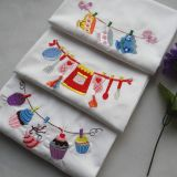 (BC-KT1018) Good-Looking Fashionable Design Cleaning Pad Kitchen Towel