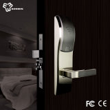 Stainless Steel Wiredrawing Luxurious Door Lock