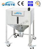 Plastic Granule Material Wheellie Storage Tank Bin Silo
