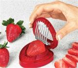 Kitchen Fruit Food Cutter Strawberry Slicer Dicer