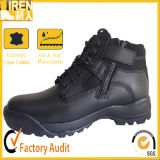 Famous Brand Side Zipper Police Tactical Boots