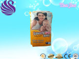 Easily Absorbed Soft Breathable Disposable Baby Diaper