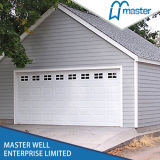 Steel Insulated Garage Door with Rectangle Window/Garage Window/Insulated Roll up Garage Door/