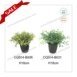 Mini 10-18cm Plastic Real Touch Flowers