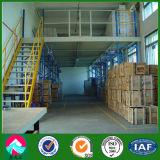 Steel Structure Mezzanine Floor Platform for Heavy Load
