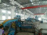 Rod de aluminio Continuous Casting y Rolling Production Line
