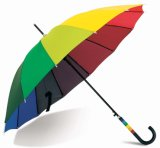 24 Inch Rainbow Umbrella (Br-St-05)