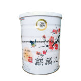 750g Milk Powder Metal Tin Can with Easy Open End