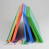 Colored PP Corrugated Sheet Colored PP Corrugated Board