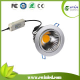 2700k-3500k Cut-out 90mm Down Light with 3 Years Warrant