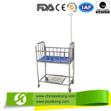 Stainless Steel Economic Baby Crib (CE/FDA/ISO)