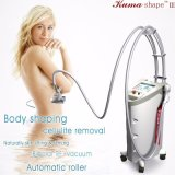 RF+IR+Vacuum+Massage for Fat Reduction and Skin Rejuvenation