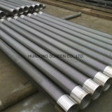 Wedge/V Wire Wrap Continuous Slots Sand Control Filter Screen Filter