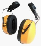 Hearing Protection Earmuff for Helmet