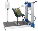 Office Equipment Furniture Testing Machine for Chair Back