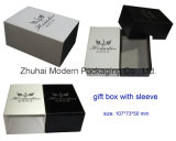 Paper Gift Box, Packaging Box and Gift Box with Sleeve