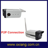Plug and Play 1080P WiFi Smart Camera with PIR Alarm