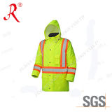 Hot Sale Reflective Safety Jacket with Waterproof (QF-551)