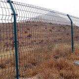 Garden Green Vinyl Coated Welded Wire Mesh Fence