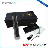 900mAh battery Capacity Wax Custom Vaporizer Pen Dry Herb Vaporizer