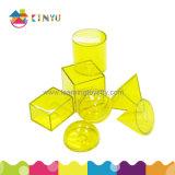 Plastic Montessori Manipulatives/3D Geometric Figures (K027)