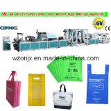 Automatic Non Woven Fabric Box Shopping Bag Making Machine