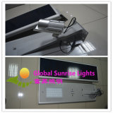 The Integration of Solar Street Light with PIR Sensor, with Camera, Can Design According to Your Request