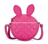 PU Cute Rabbit Stitching PU Cosmetic Bag (KCC07)