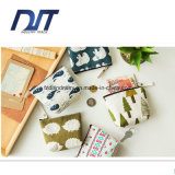 Hot Sell Cotton Fabric Coin Bags Factory Directly
