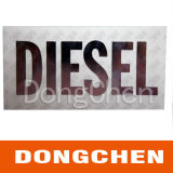 High Quality Custom Metal Nameplate and Stickers