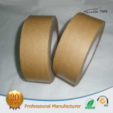 Wet Water Type Reinforced Carton Packing Kraft Paper Tape