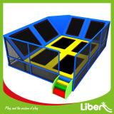 Offer Professional Square Indoor Jumping Trampoline Park