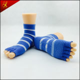 OEM Service Custom Made Anti Slip Yoga Socks