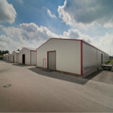 Metal Building Kits for Warehousing