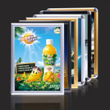 Factory Wholesale Color Aluminum Snap Poster Frame