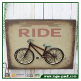 Classic Style Bike Art Painting for Living Room