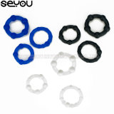 3 PCS Penis Rings Tire Cock Ring Erotic Toys Delay Ejaculation Penis Rings Penis Enlargement