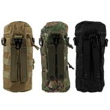 Military Molle Tactical Water Bottle Pouch Bag