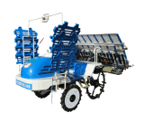 Riding Type Rice Transplanter Machine