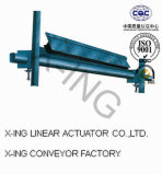P-Type Primary Conveyor Belt Alloy Belt Sweeper