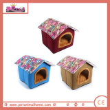 Puppy House Warm Pet Bed