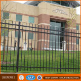 Hot Dipped Galvanized Security Steel Tubular Fencing Panels